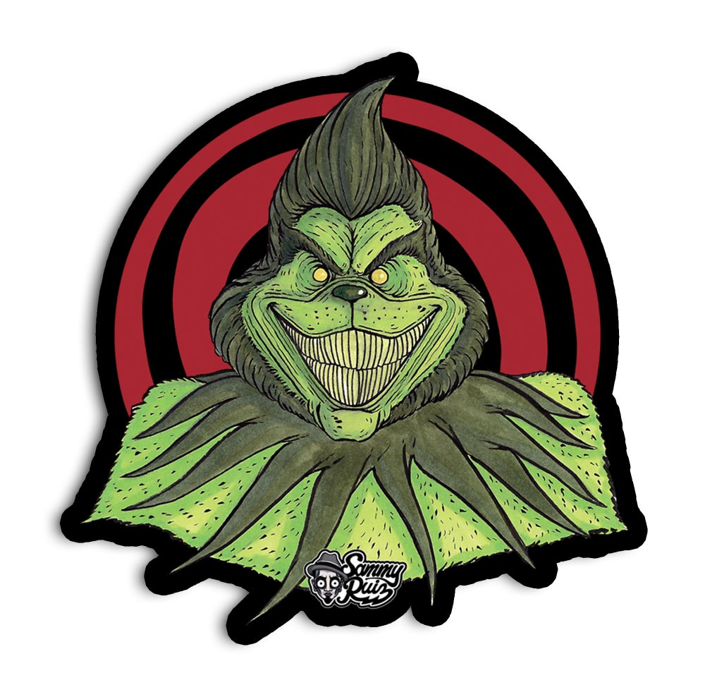 The Grinch (Magnet)