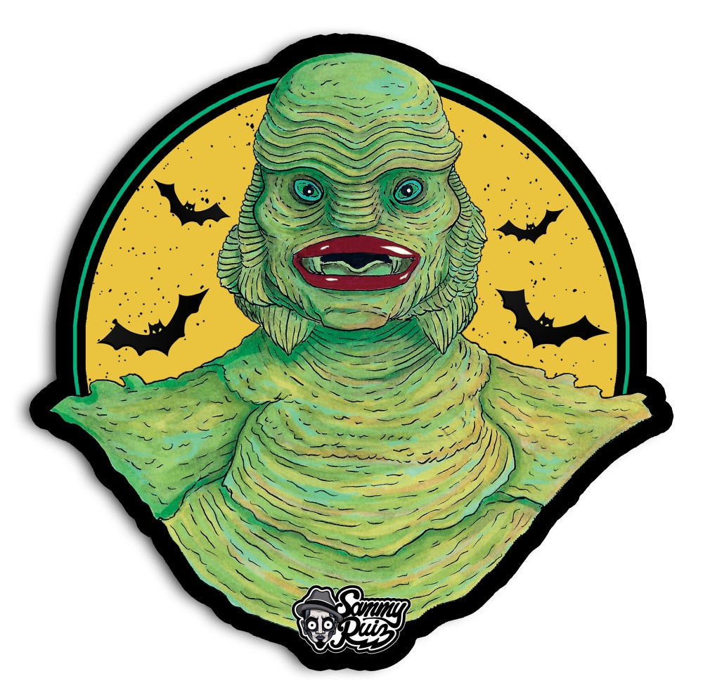 Creature from the Black Lagoon (Magnet)