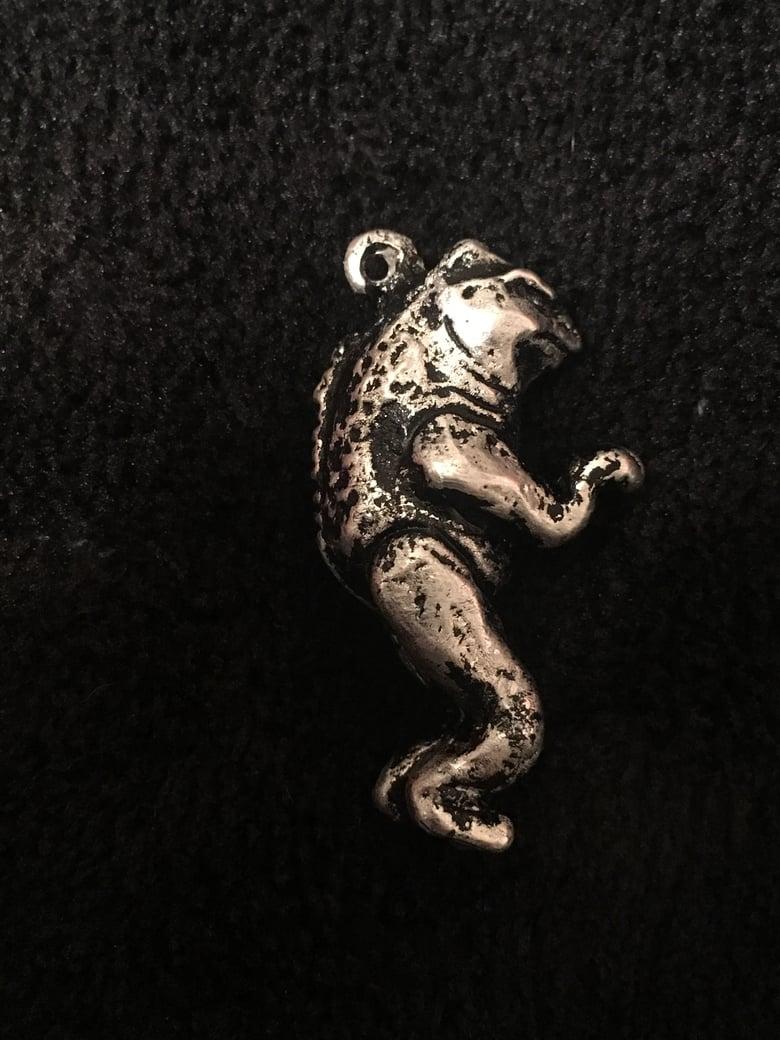 Image of Loveland Frog Charm