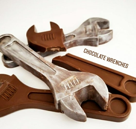 Image of Chocolate Wrench