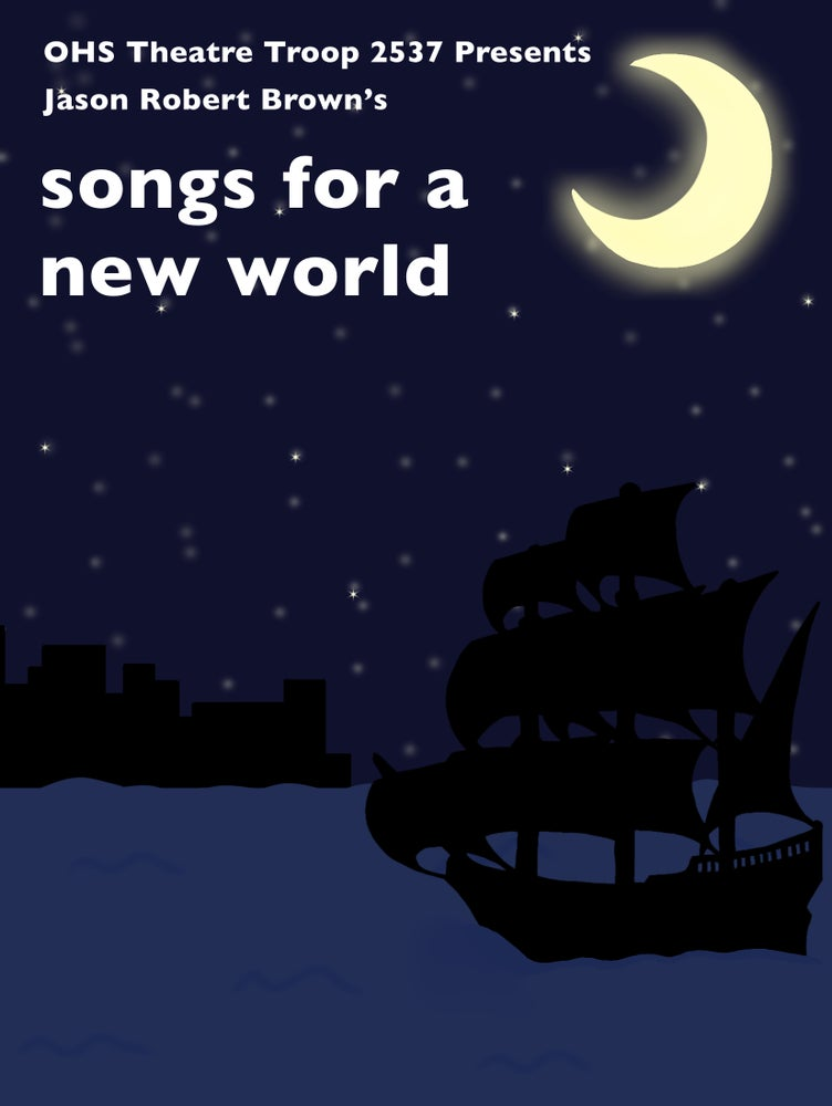 Image of Songs For A New World Tee