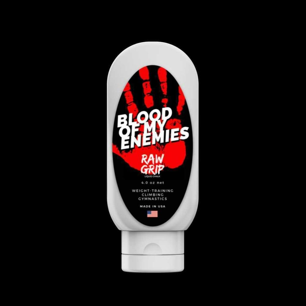 Image of BLOOD OF MY ENEMIES LIQUID CHALK - by Raw Grip
