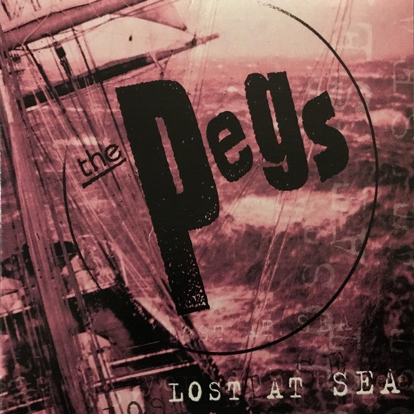Image of The Pegs - Lost at Sea LP