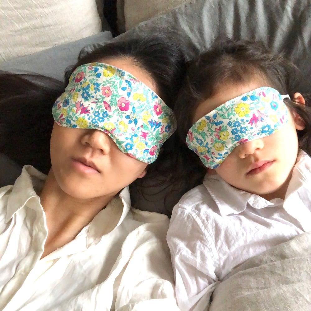 Image of Sleeping Beauty Mask - Roses