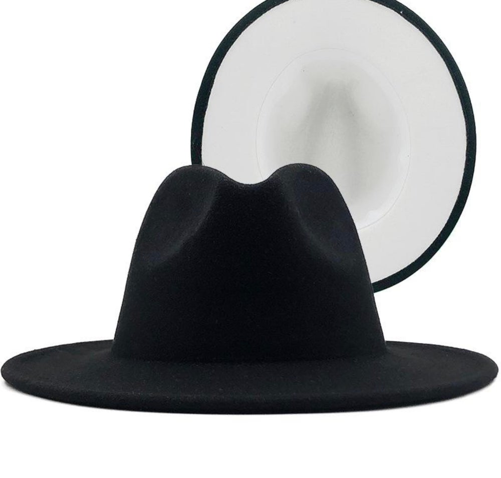 "Image of ""The Capone"" Black/White"