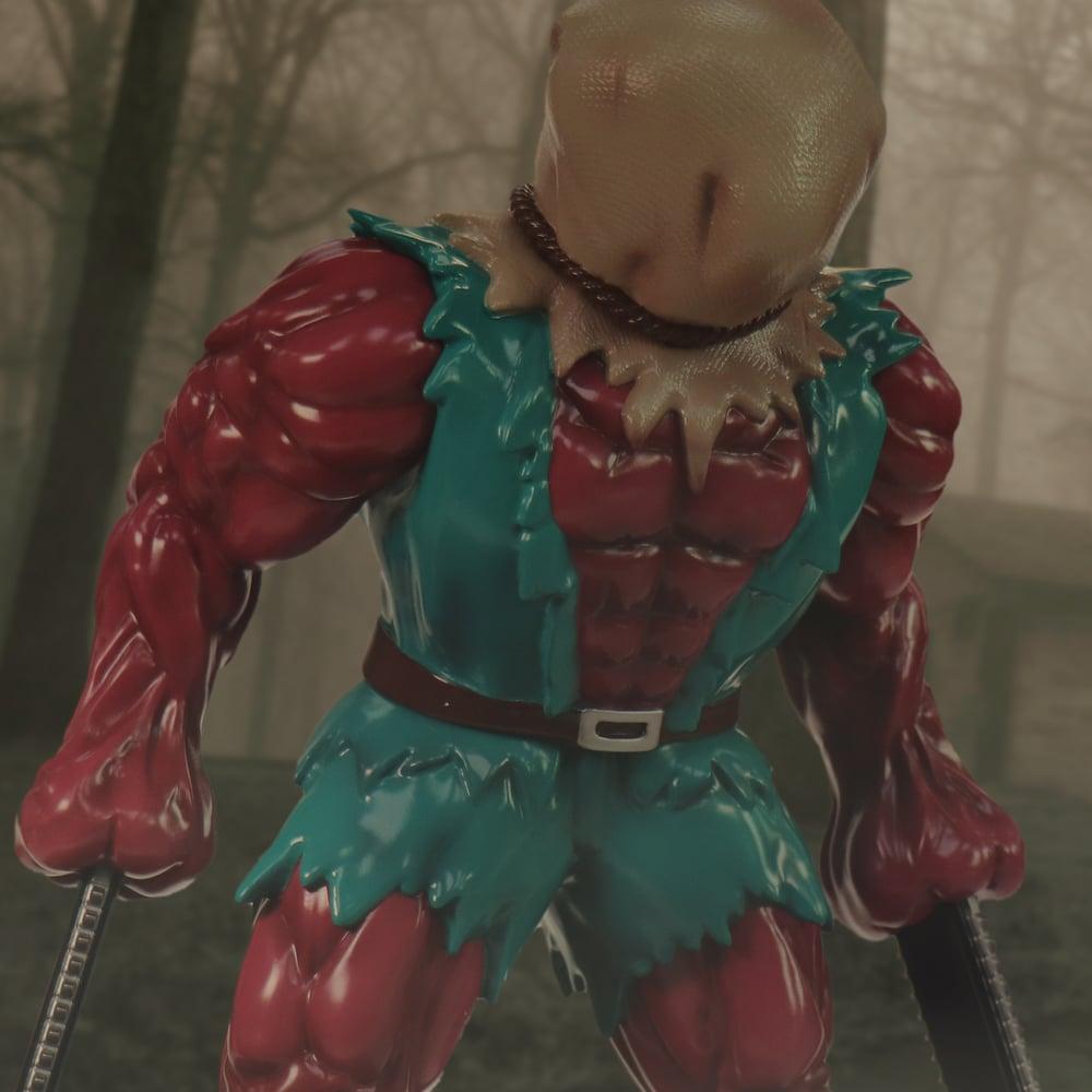 Image of SPLATTERHOUSE BIGGY MAN V2