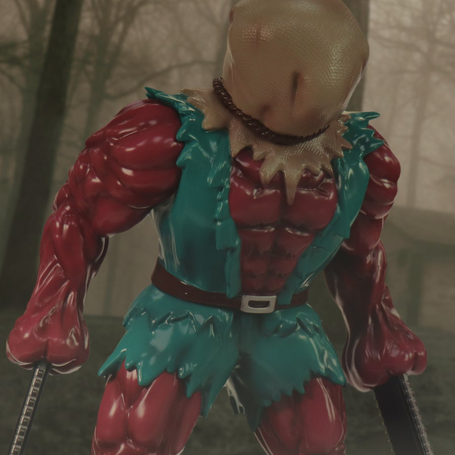 Image of SPLATTERHOUSE BIGGY MAN V2