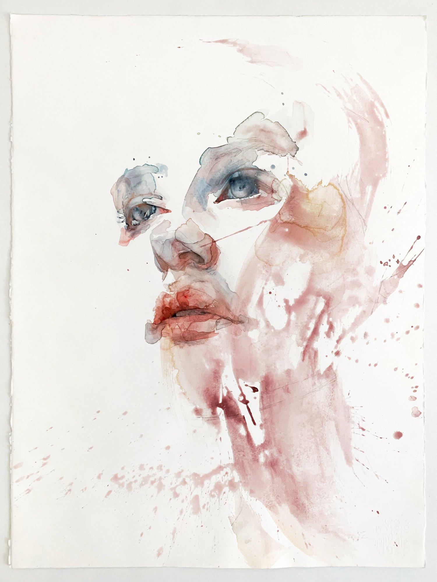 Agnes-Cecile pink wave
