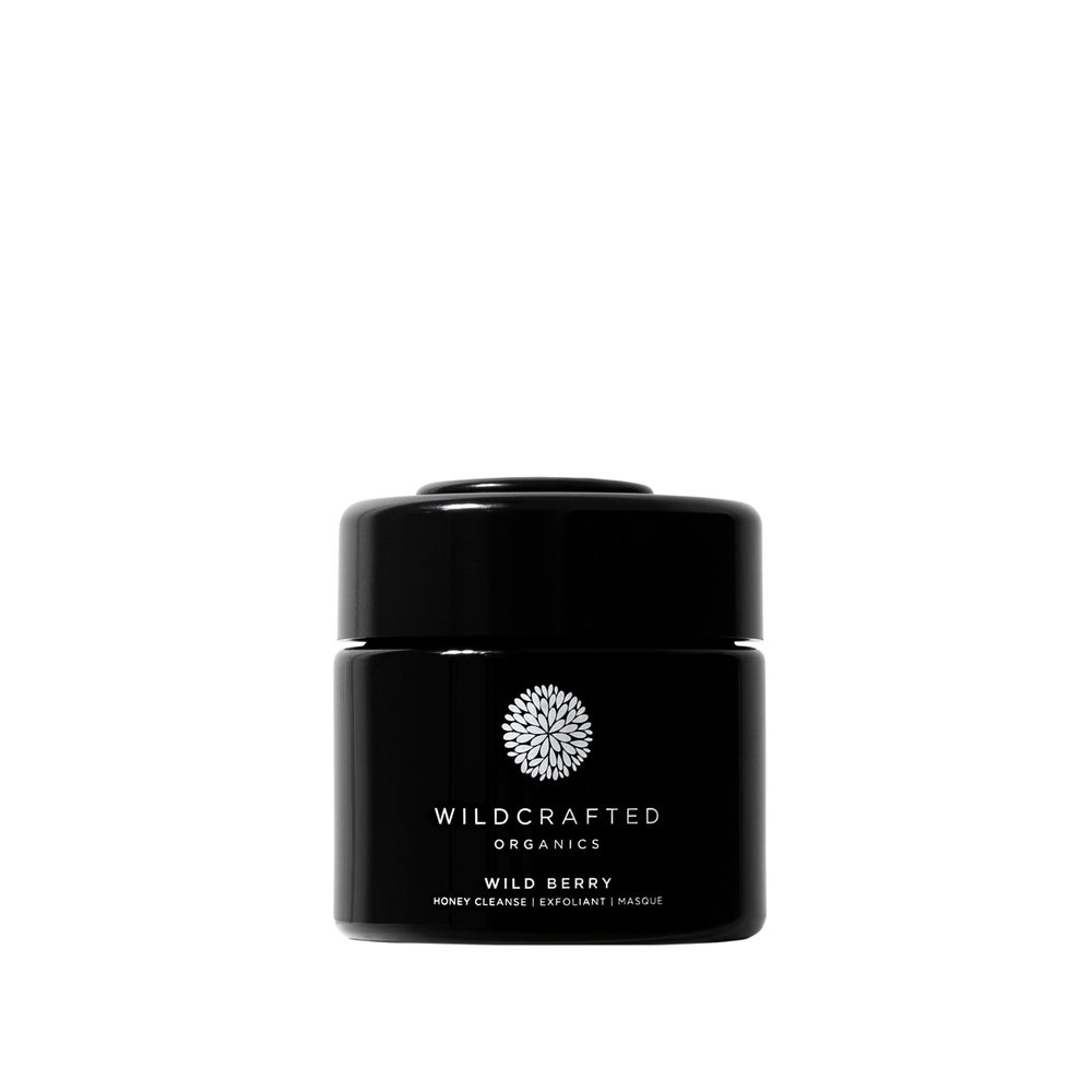 Image of WILDCRAFTED ORGANICS Wild Berry Honey Cleanse, Exfoliant, Masque