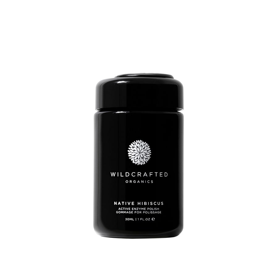 Image of WILDCRAFTED ORGANICS Native Hibiscus Polish