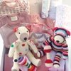 Deluxe Twin Girls Baby Gift Box