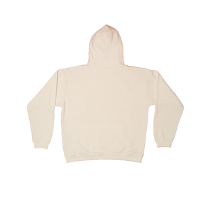 "Image of LOGO HOODIE ""CREAM COLOR"""