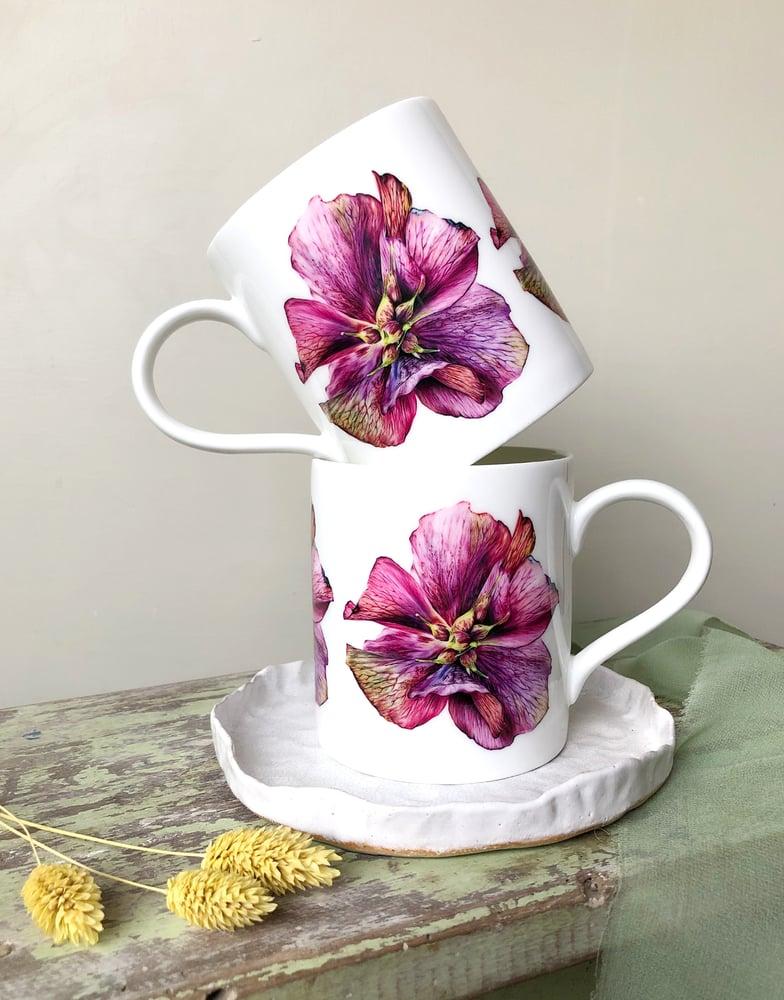 Image of 'Hellebore' Mug