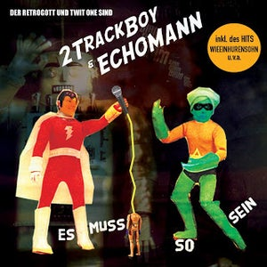 Image of 2Trackboy & Echomann - Esmusssosein - MiniCD (not on label)