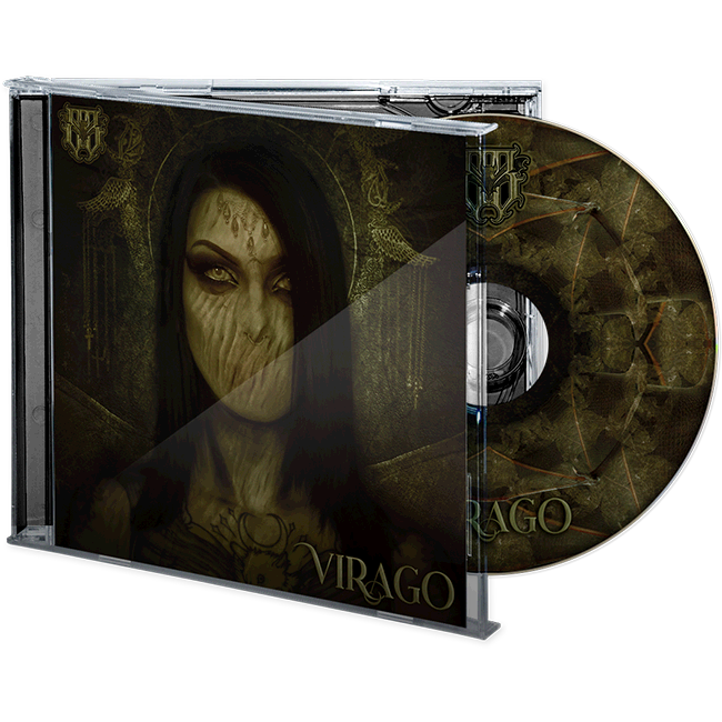 Image of BatiBatt - Virago CD
