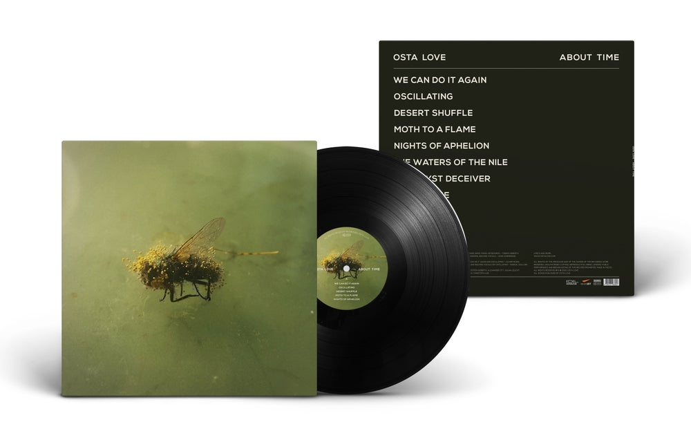 Image of About Time Vinyl