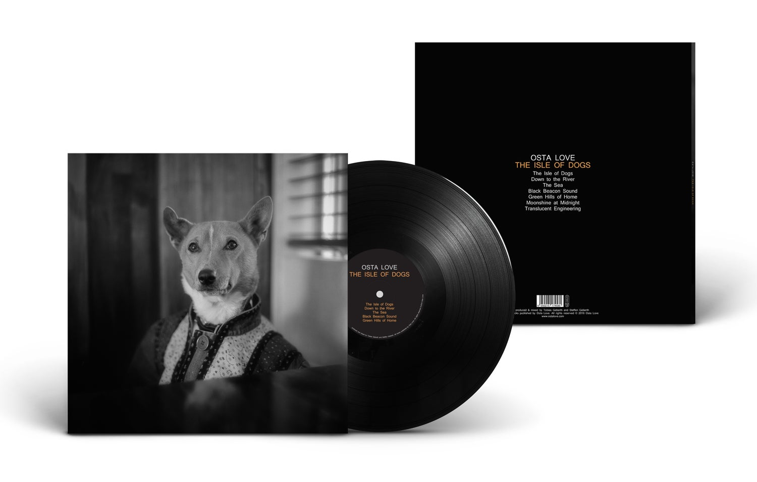 Image of The Isle of Dogs VINYL