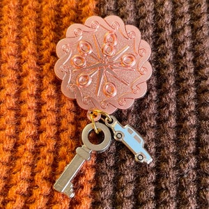 Image of Rustic House Key pins
