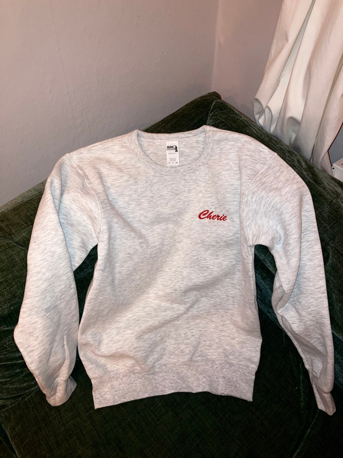 "Image of Lovely14 ""Cherie"" Crew Sweater"