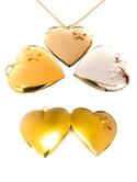 Pendentif Double-Coeur // Double Heart Pendant