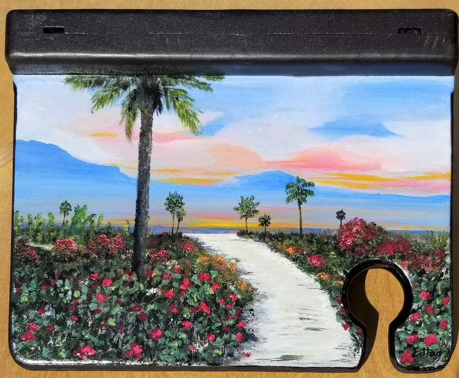 Image of Beach Trail 2 by Steve and Esther Scott