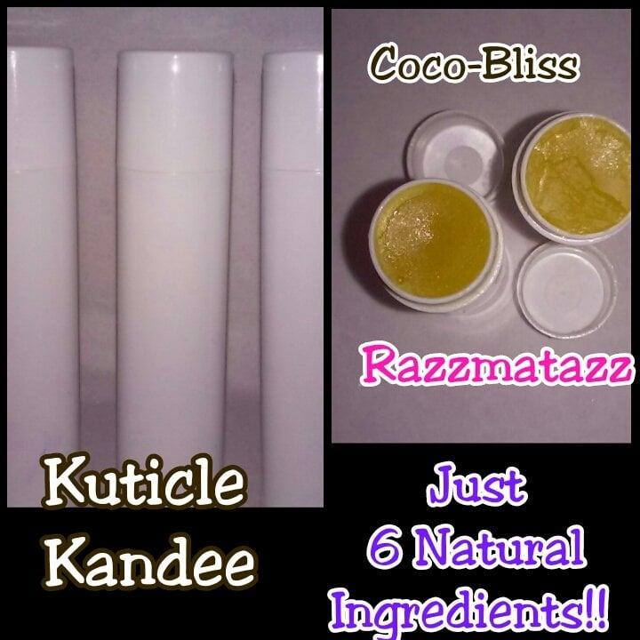 Image of Kuticle Kandee (Cuticle Balm Sticks)