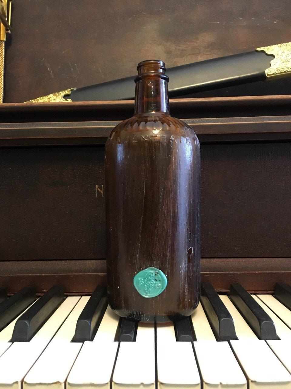Bat Face Vintage Bottle