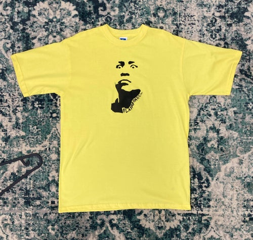 Image of 'Don't Meet Your Heroes' - Yellow T-Shirt