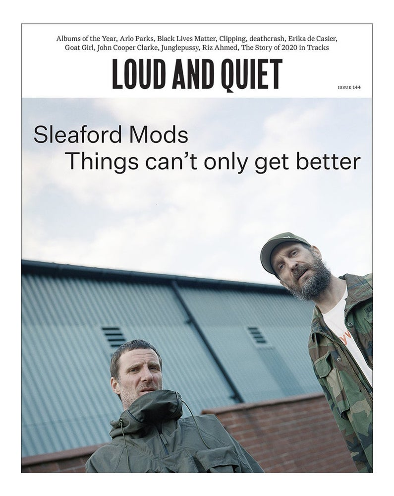 Image of Loud And Quiet Issue 144