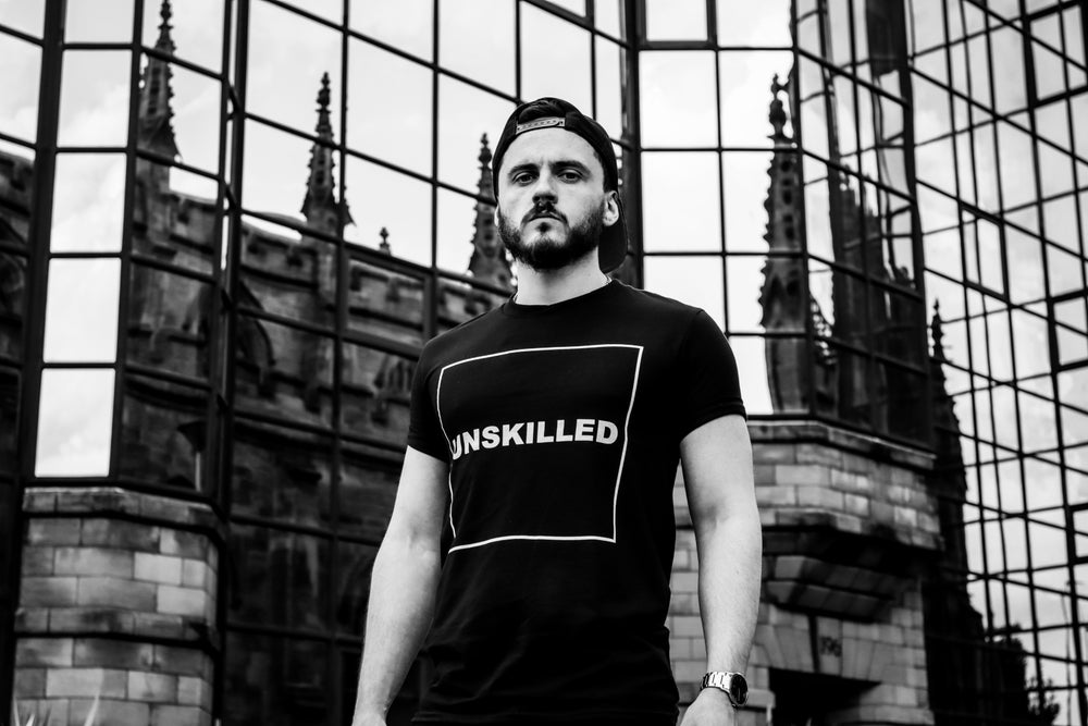 Black UNSKILLED T-Shirt