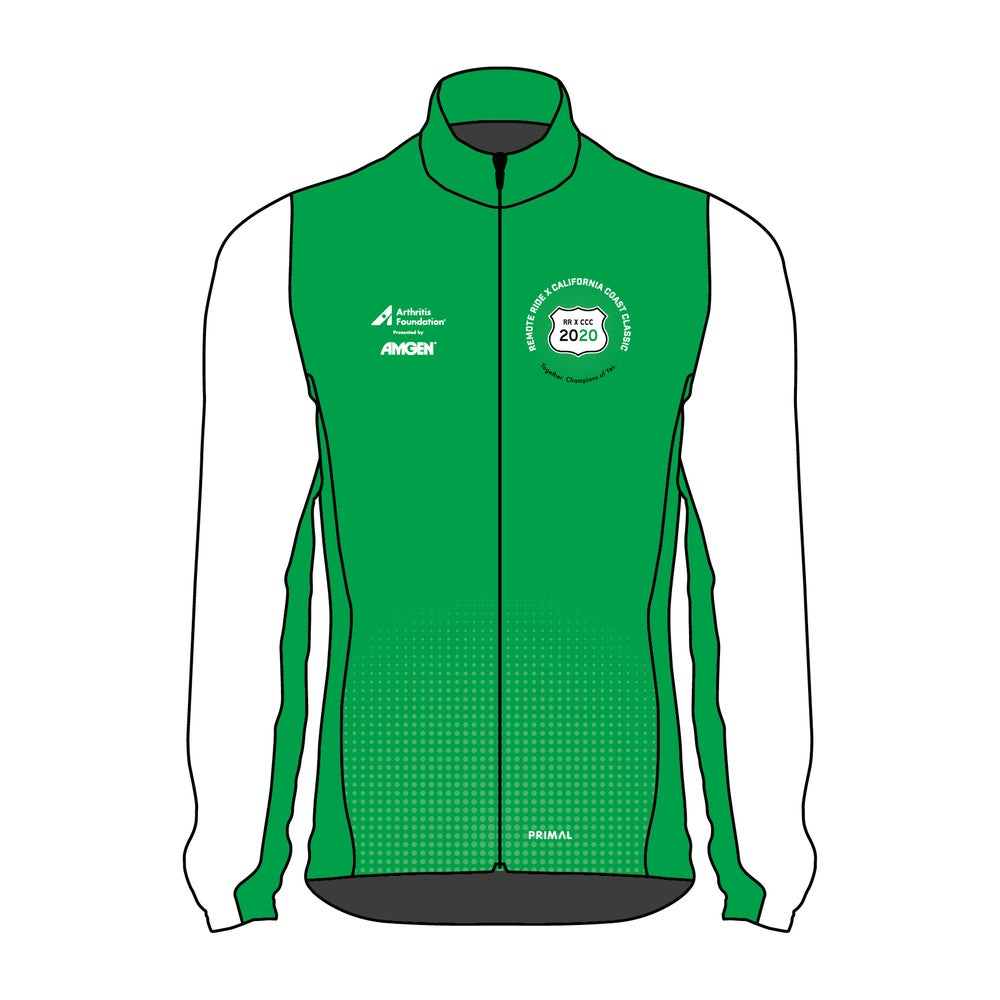 Image of 2020 RR X CCC Wind Jacket (Women's & Men's sizes)