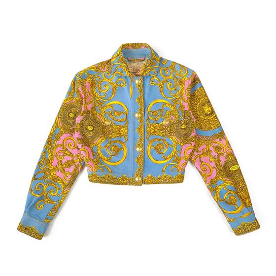 Image of Gianni Versace 1992 Baroque Jacket