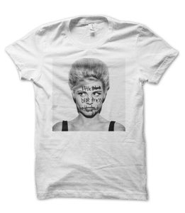 Image of mens 'HELLO LADY' tee
