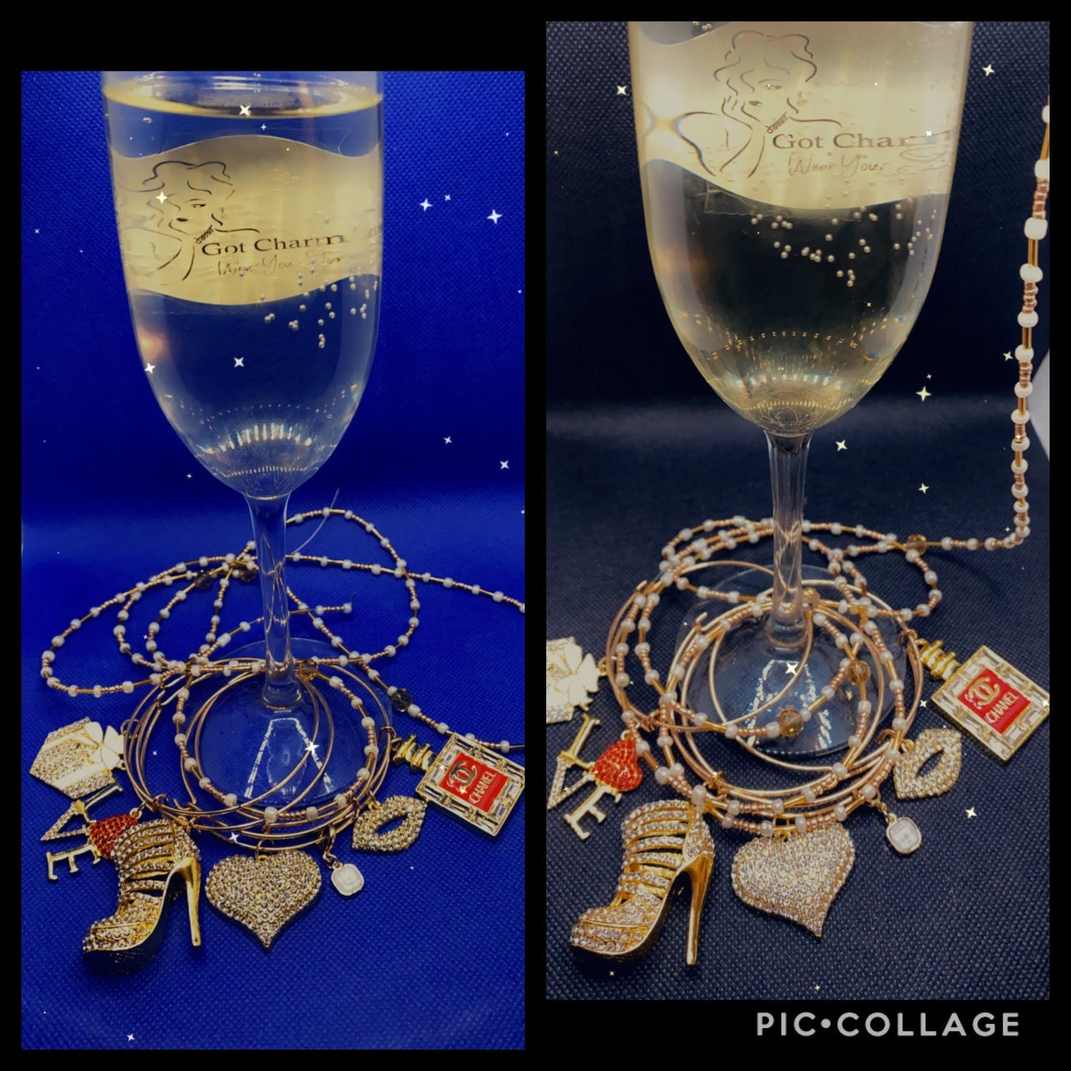 Image of 💕 *Bangles & Bubbly