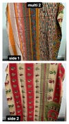•Afi• vintage kantha quilts: various color combos