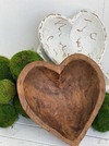 Large Heart Shaped Bowl