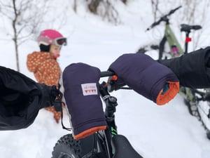 Image of Kids Bike Pogies