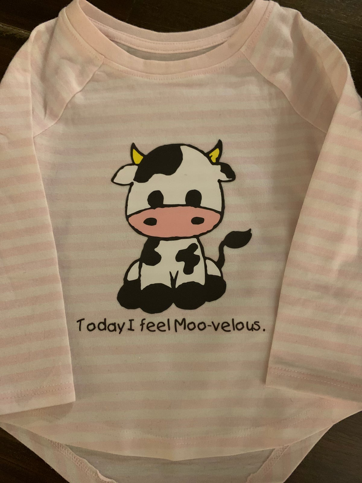 Image of Infant/Toddler - Moo-velous - Collection by D.Lo