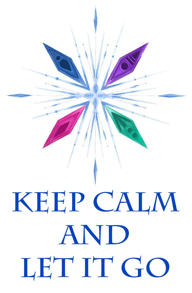 Image of Keep Calm by B. Fong