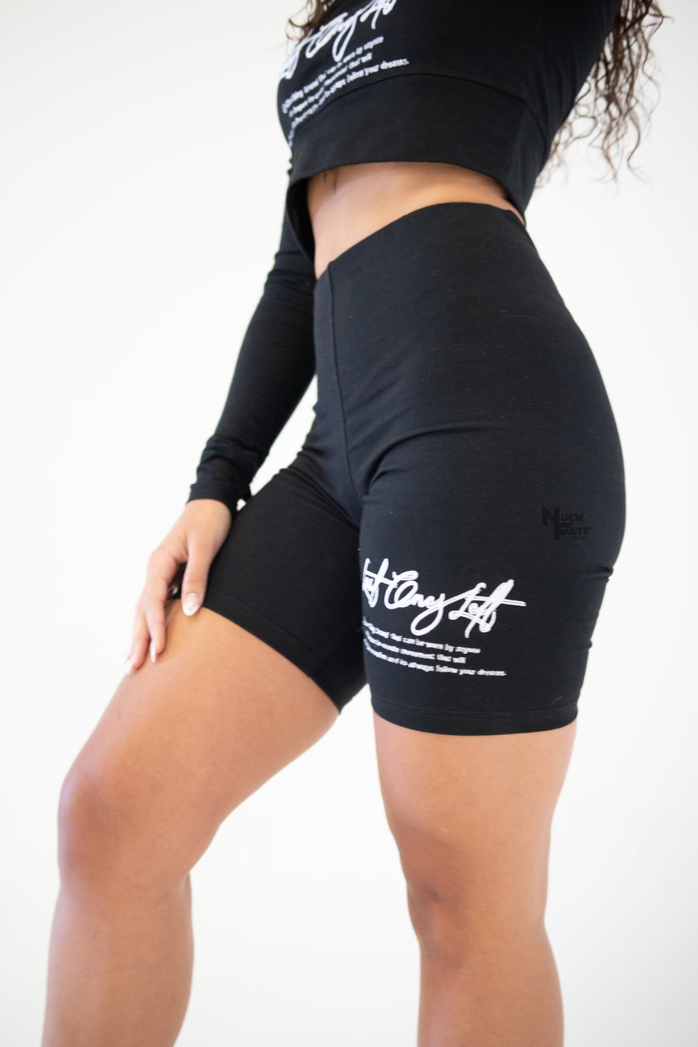 Image of Last Ones Left Biker Shorts