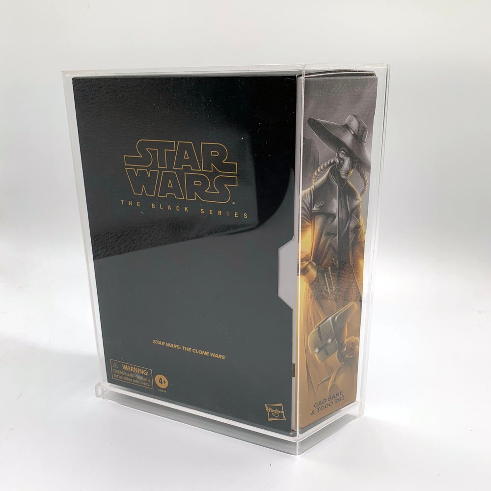 New Black Series Exclusive Acrylic Case - Pre-Order***