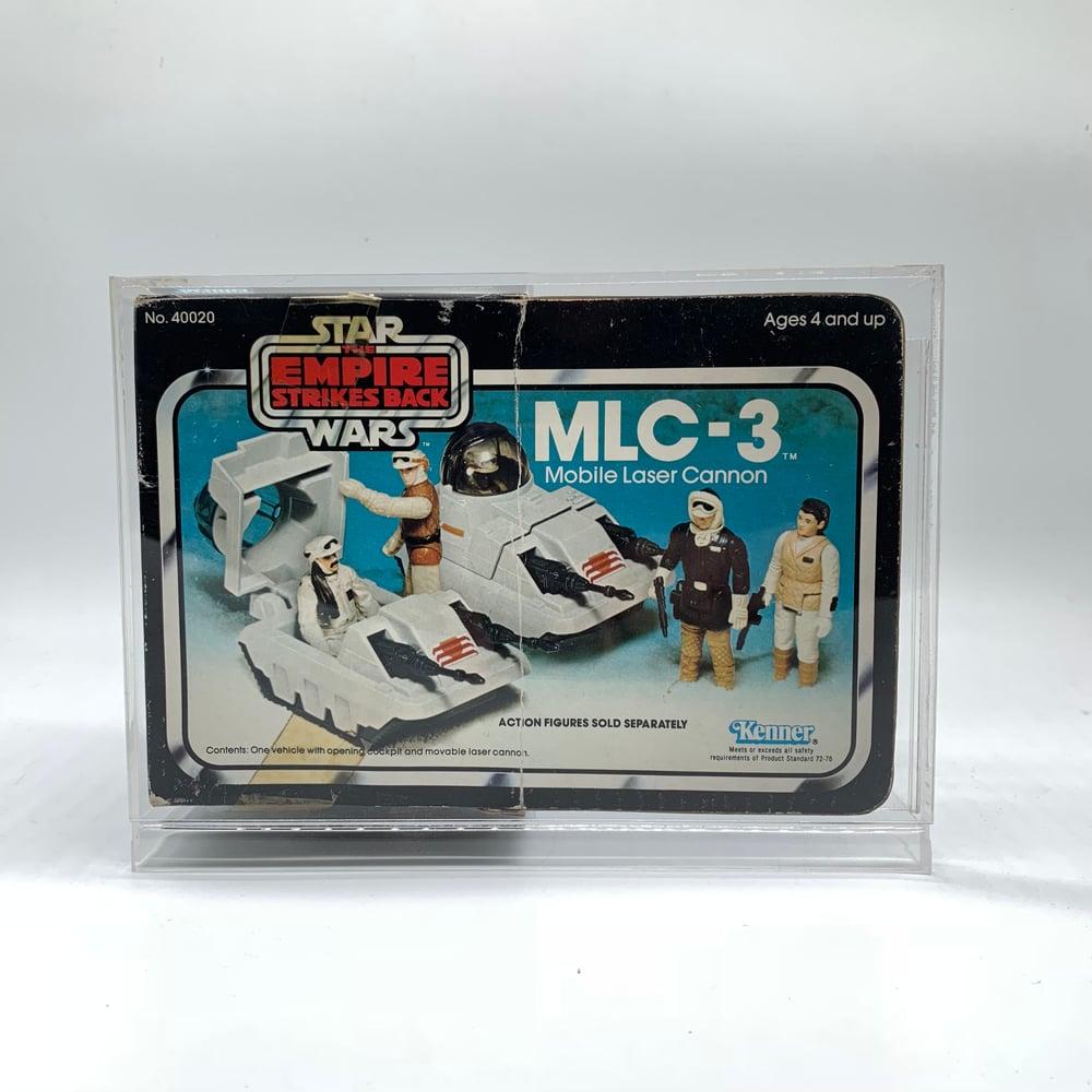 Vintage Star Wars Mini-Rig ( Flap Box) Case - Pre-Order***