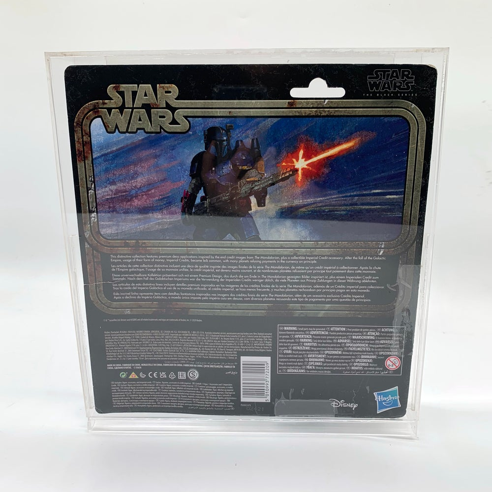 Black Series -  Credit Collection Heavy Infantry Case