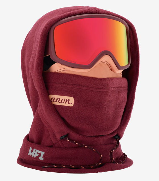 Image of Anon MFI Fleece Hood & Neck Gaiter