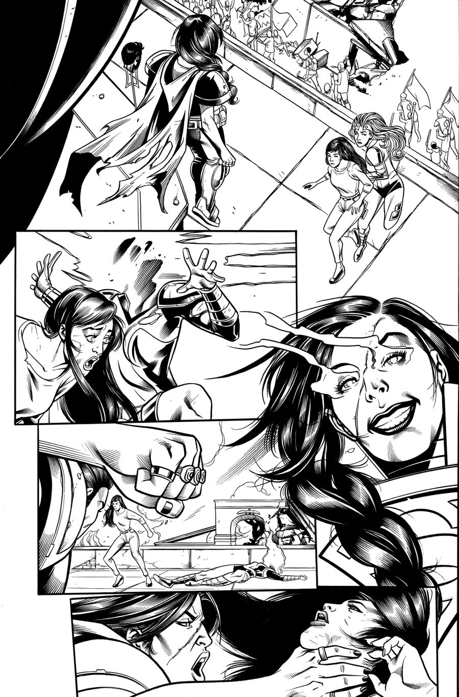 Image of Dark Knights: Death Metal: The Last 52: War of the Multiverses: Lois (2020) #1 PG 5