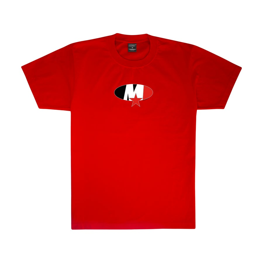 Image of Star Logo Tee (Red)