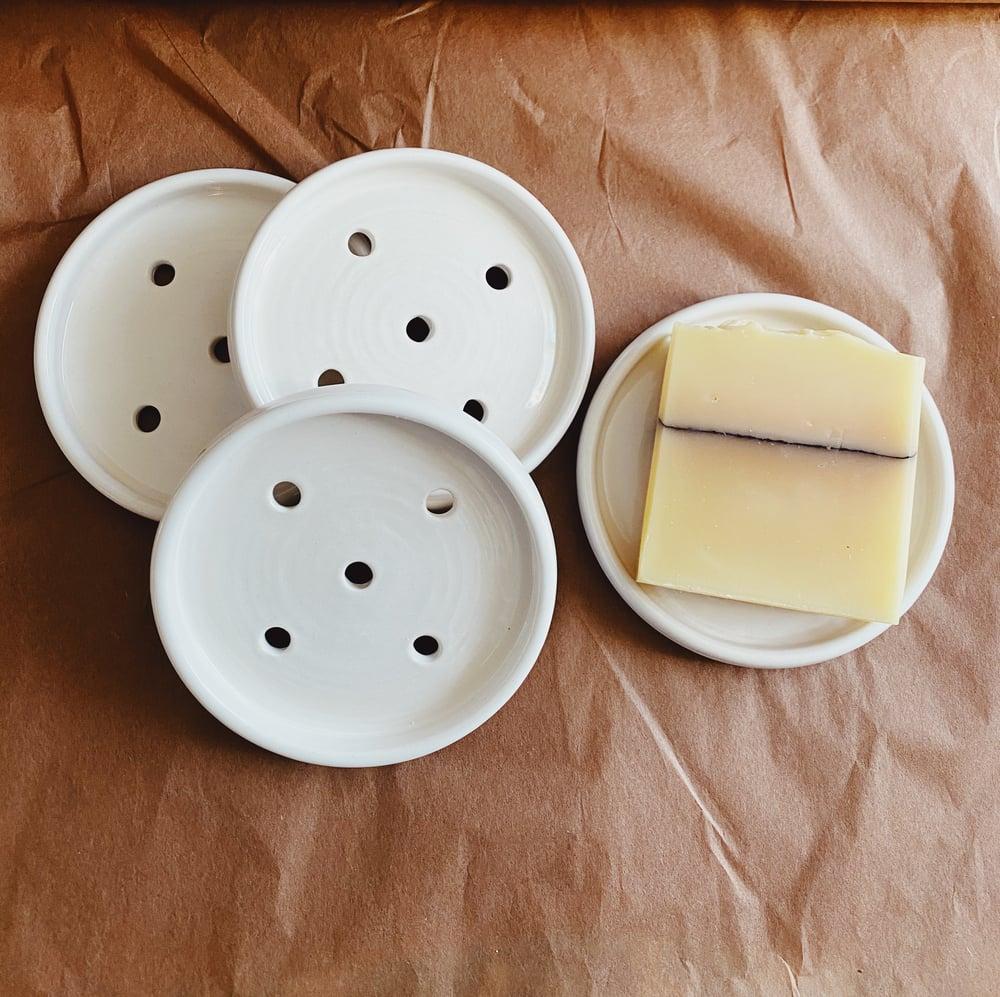Image of Ceramic Soap Dish