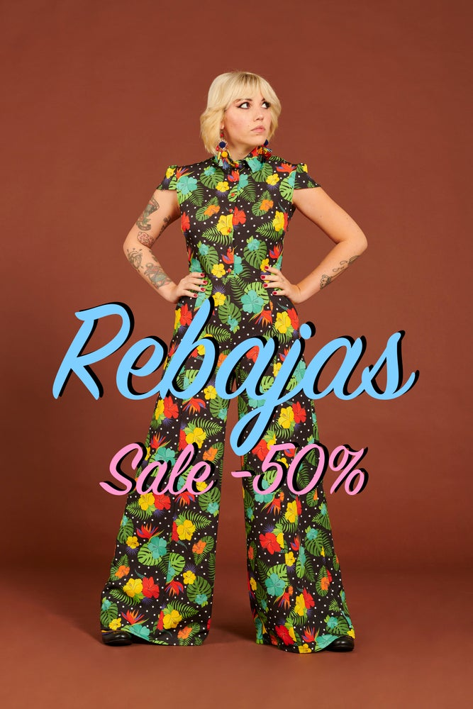 Image of REBAJAS-SALES -50% Mono Tropical
