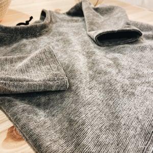 Image of Voilà Cuddle Sweat shirt Gray Melange