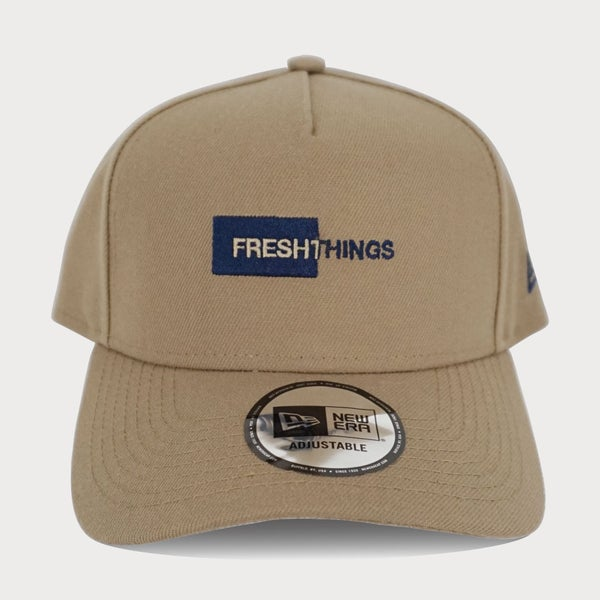 Image of NEW ERA X FRESHTHINGS CAP